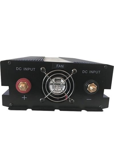 Alpex Modifiye Sinüs Inverter 2000W 24V