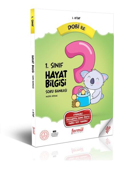 Formül Yayınları Dobi 1. Sınıf Hayat Bilgisi Soru Bankası 1.kitap