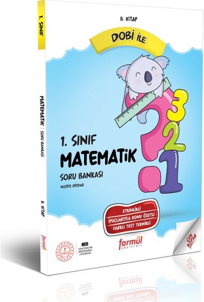 Formül Yayınları Dobi 1. Sınıf Matematik Soru Bankası 2.kitap