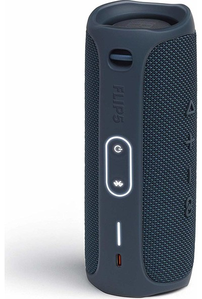 JBL Flip 5 Taşınabilir IPX7 Su Geçirmez Bluetooth Hoparlör Mavi