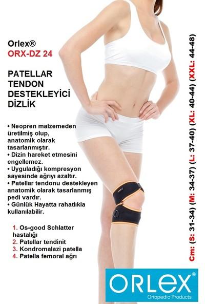 Orlex® Orx-Dz 24 Patellar Tendon Destekleyici Dizlik
