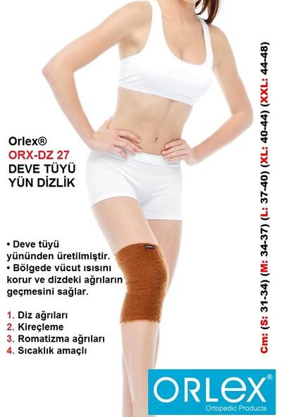 Orlex® Orx-Dz 27 Deve Tüyü Yün Dizlik