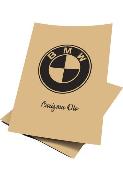 Baskı Life Kişiye Özel Baskılı BMW Oto Paspas Kağıdı 43 x 31 cm 100 Adet