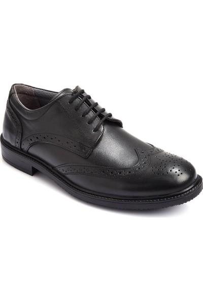 Yepar Erkek Klasik Oxford Deri Ayakkabısı