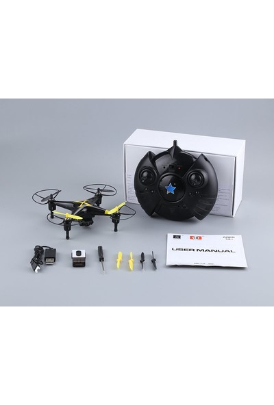 Cheerson CX-30C Mini Sprite 4ch Rc Kameralı 4 Pervaneli Helikopter Drone