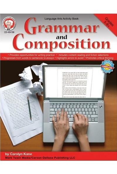 Carson Dellosa Grammar And Composıtıon