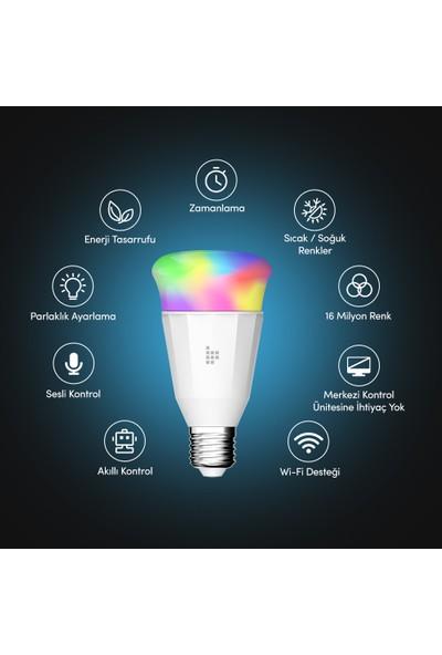 Tronsmart TB01 RGBW E27 Akıllı LED Ampül