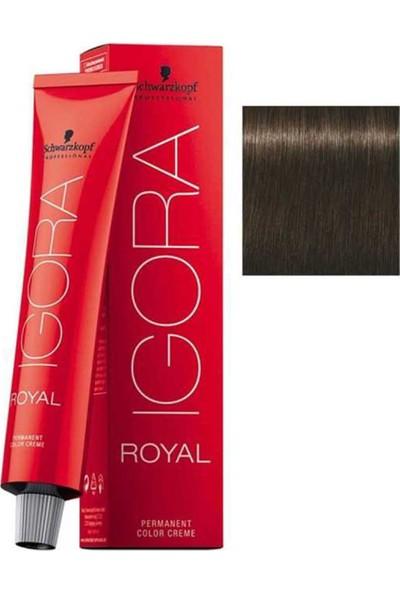 Igora Royal No:5-0 Açık Kahve Saç Boyası