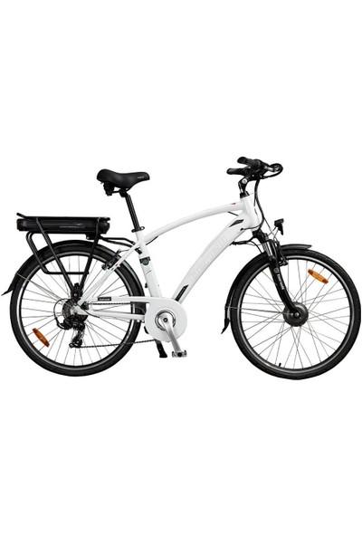 Benelli Gio Elektrikli Bisiklet -M - Beyaz