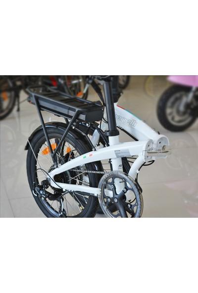 Benelli Zero N2.0 Disc Katlanabilir Elektrikli Bisiklet - Beyaz