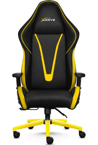 Xdrive Sancak Profesyonel Oyuncu Koltuğu Sarı - Siyah