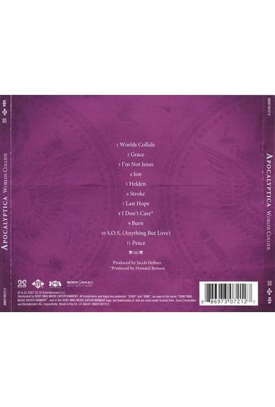 Apocalyptica – Worlds Collide CD