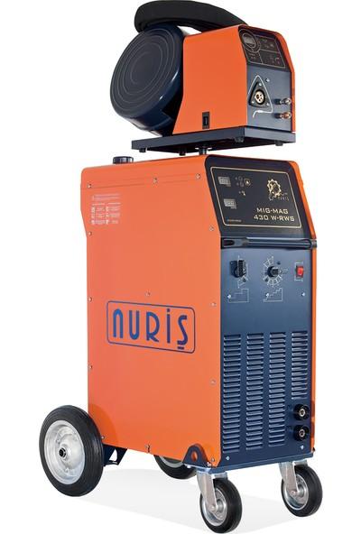 Nuriş Mıg - Mag 430 W - Rws Gazaltı Kaynak Makinesi