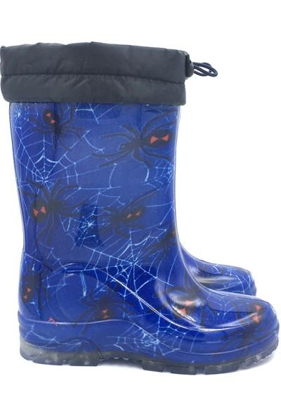 True Touch Su Geçirmez Yağmur Çizmesi Spider