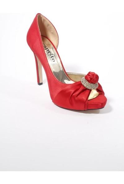 Oflaz DW05600 Abiye Kadın Platform Ayakkabı