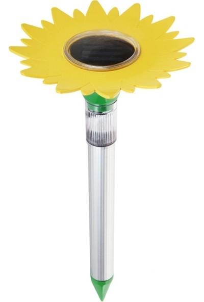 Güneş Enerjili Köstebek ve Fare Kovar Çiçek