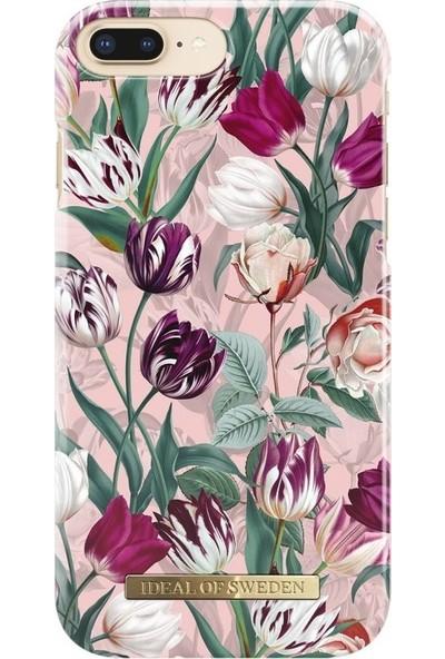 Ideal Of Sweden Apple iPhone 7/8 Plus Vintage Tulips Arka Kapak