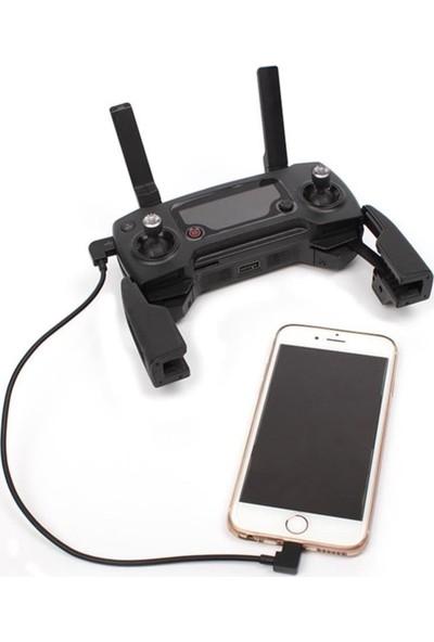 Schulzz Dji Spark Ios Veri Kablosu iPhone Telefon iPad Tablet