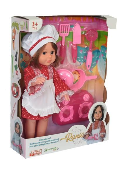 Global Toys Aşçı Masal Anlatan Şarkı Söyleyen Bebek