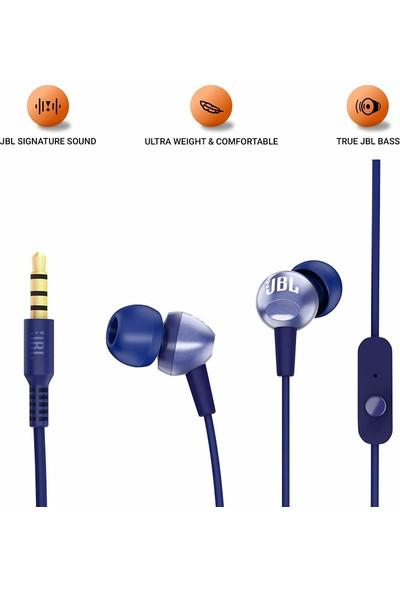 Jbl C200SI Mikrofonlu Kulak Içi Kulaklık