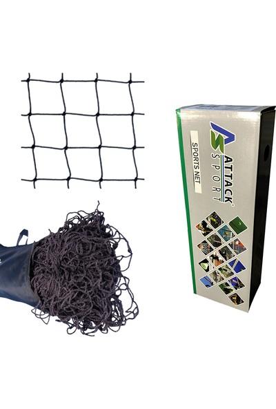Hentbol Kale Filesi Ağı AHF141 3mm 10X10 Polipren (Floş)