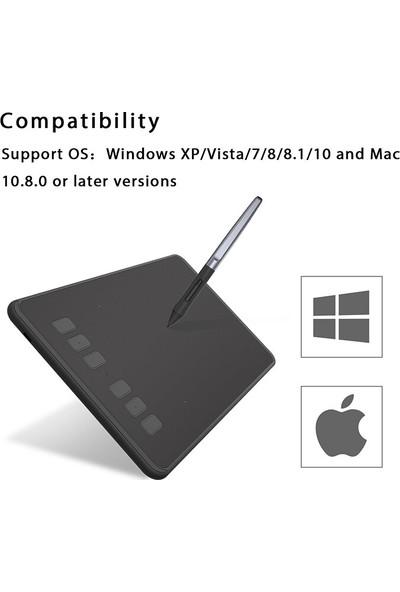 Huion Inspiroy H640P Grafik Çizim Tablet