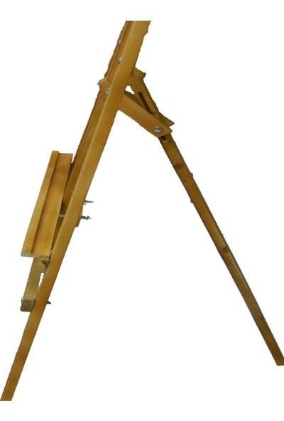 İkra Şövale 172 cm Ahşap Resim Şövalesi