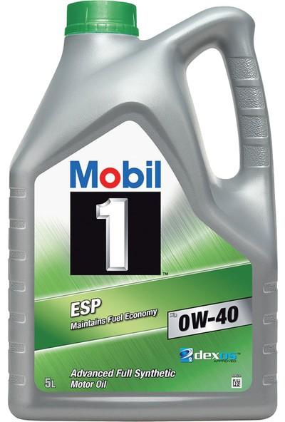 Mobil 1 Esp X3 0W-40 - 5 L