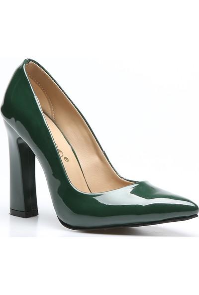 Rovigo Plus Kadın Yeşil Ayakkabı