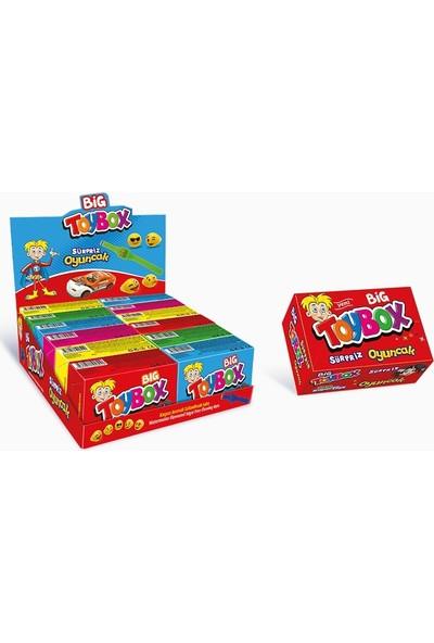 Toybox Big Sakızlı Oyuncak Kutusu (12'li)