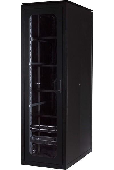 Ulusal ULS42U60100 42U 600 x 1000 Server Dikili Tip Kabinet