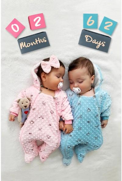 Bebebox Anne & Bebek Fotoğraf Çekim Küpleri Mavi