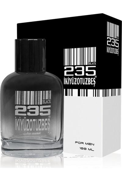 Qlife 235 Parfüm Men Siyah 100 ml