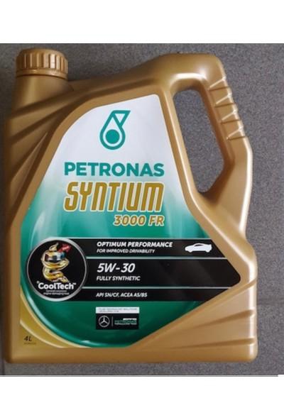 Petronas Syntium 3000 Fr Motor Yağı 5W-30 4 lt