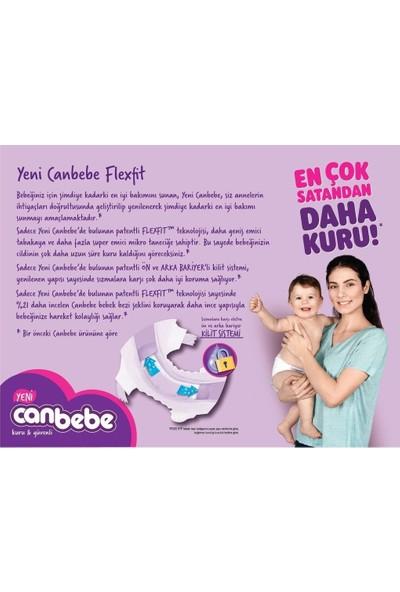 Canbebe Fırsat Paketi (3 Numara) 4-9 kg Paket İçi 68 x 3 Paket = 204 Adet