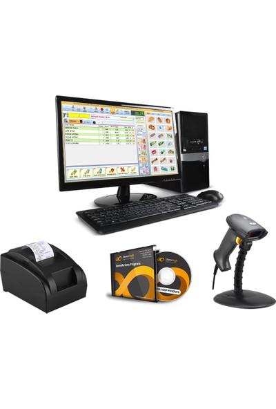 DemirSoft Market Mağaza Barkodlu Satış Sistemi Full Paket