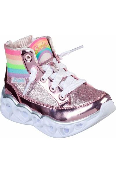 Skechers 20272N Pnk Heart Lights Işıklı Spor Çocuk Ayakkabı