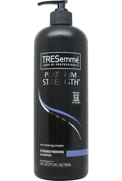 Tresemme Platinum Strenght Şampuan 739 ml