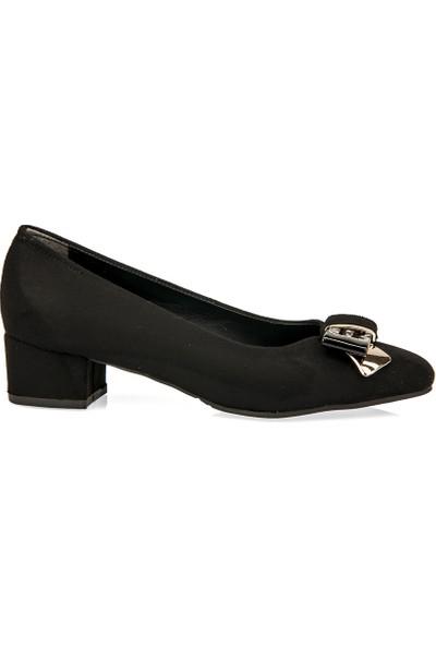 Ziya Kadın Ayakkabı 93415 544772 1 Siyah