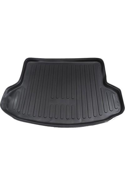 Leader Ford Focus 3 Sedan Bagaj Havuzu Kalın Stepne Siyah 11-18 Arası