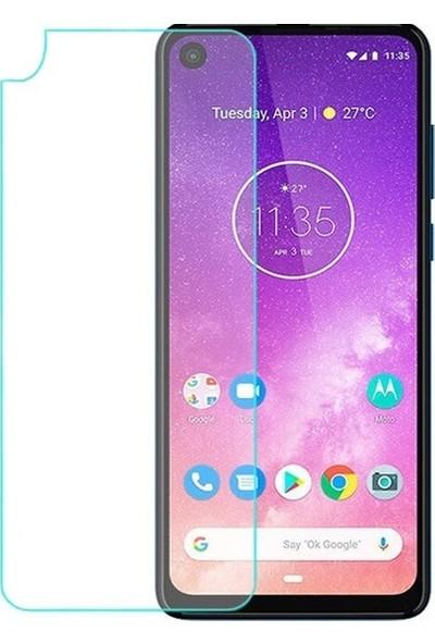Magazabu Motorola One Vision Nano Cam Ekran Koruyucu