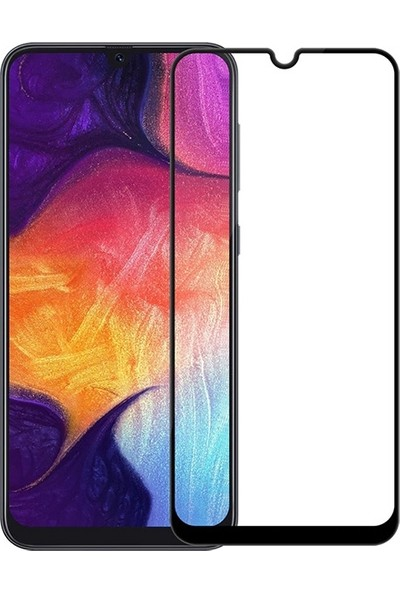 Ally AL-31192 Samsung Galaxy M30s/A30s 3D Ekran Koruyucu