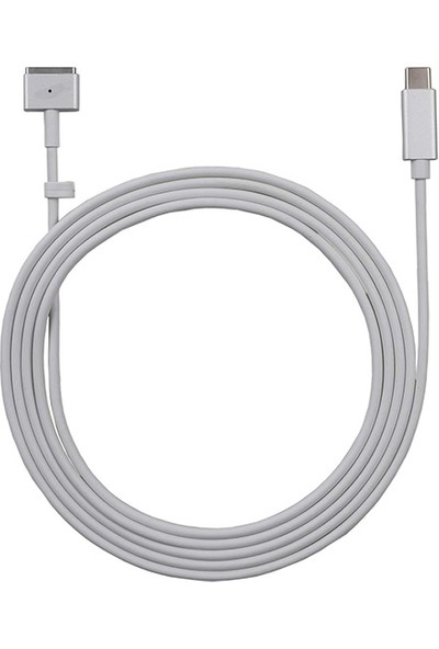 Ally AL-31210 Apple Macbook Retina Pro T Tipi Şarj Kablosu