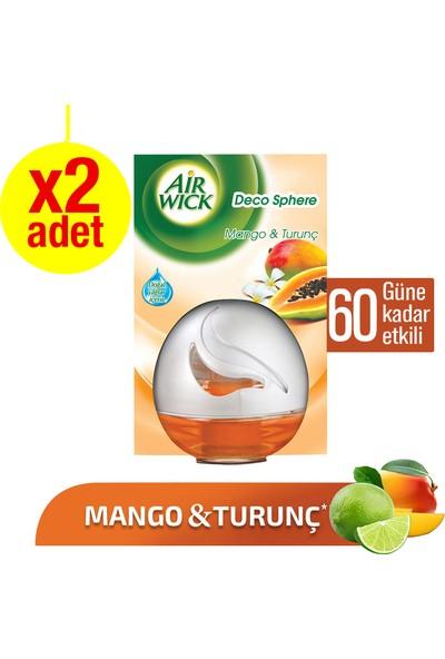 Air Wick Oda Kokusu Decosphere Mango 2'li Paket