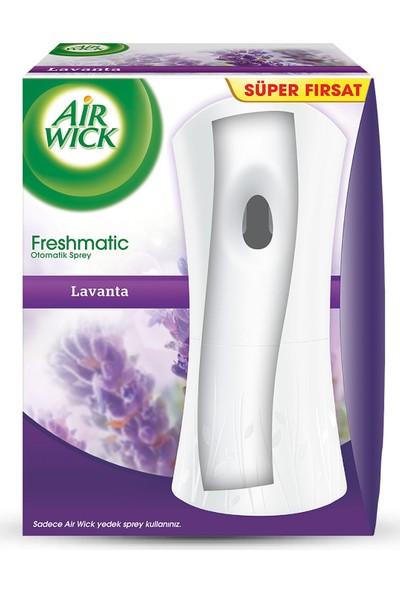 Air Wick Oda Kokusu Freshmatic Lavanta Kit + Yedek