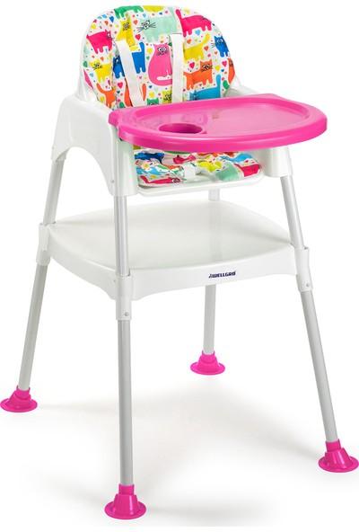 Wellgro Funny Kitten Çalışma Masalı Masa Sandalyesi