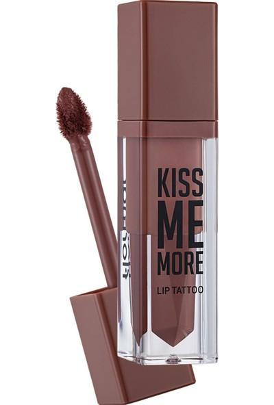 Flormar Kiss Me More Likit Mat Ruj No:09 Intense