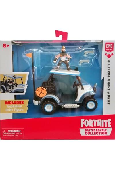 Fortnite Mini Figür ve Aracı