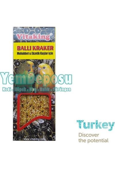 Vitaking Ballı Kraker
