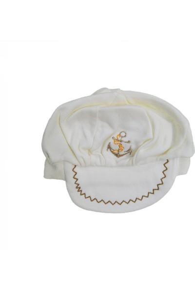 Kardeşler 3463 Bebek Şapkası Kahverengi